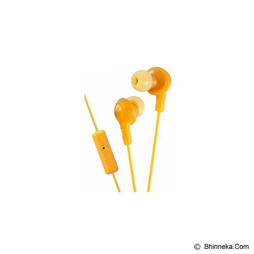 JVC Gumy Plus [HA-FR6] - Orange - Earphone Ear Monitor / Iem